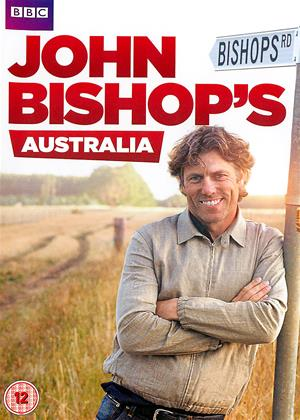 Rent John Bishop's Australia Online DVD Rental