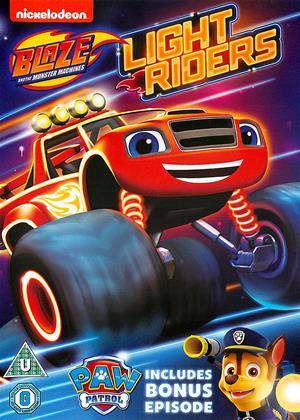Rent Blaze and the Monster Machines: Light Riders Online DVD & Blu-ray Rental
