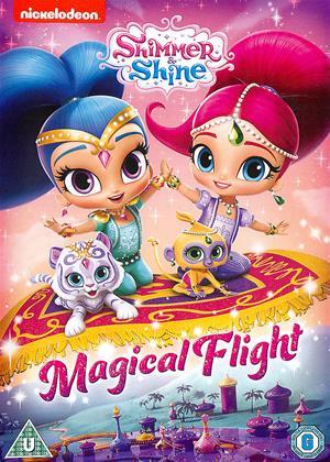 Shimmer and Shine: Magical Flight Online DVD Rental