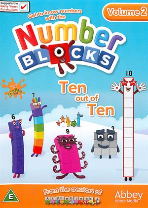 Rent Number Blocks: Vol.2 (aka Number Blocks: Ten Out of Ten) Online DVD Rental