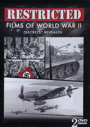 Rent Restricted Films of World War II: Part 2 Online DVD Rental