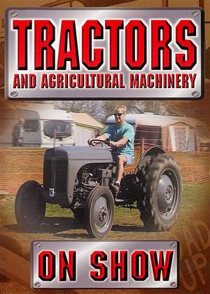 Rent Tractors and Agricultural Machinery on Show Online DVD & Blu-ray Rental