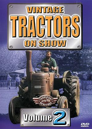 Rent Vintage Tractors on Show: Vol.2 Online DVD & Blu-ray Rental