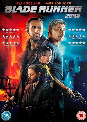 Blade Runner 2049 Online DVD Rental
