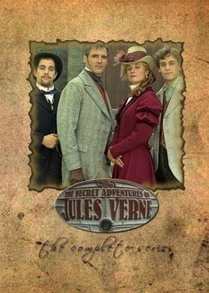 Rent The Secret Adventures of Jules Verne Online DVD Rental