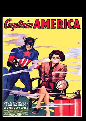 Rent Captain America (aka Return of Captain America) Online DVD & Blu-ray Rental