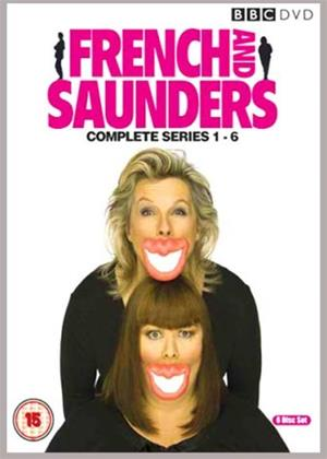 Rent French and Saunders: Series 2 Online DVD Rental