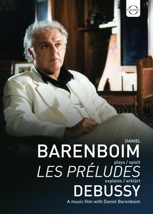 Rent Daniel Barenboim: Plays and Explains Debussy Online DVD Rental