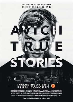 Rent Avicii: True Stories Online DVD Rental