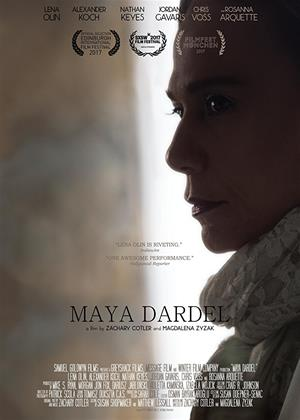 Rent Maya Dardel (aka A Critically Endangered Species) Online DVD Rental