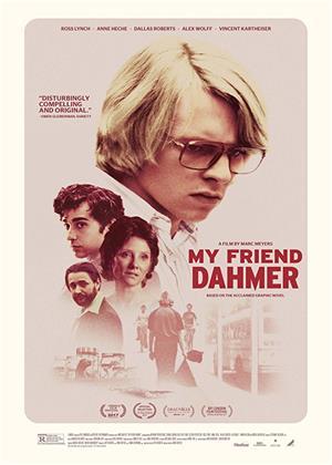 Rent My Friend Dahmer Online DVD Rental