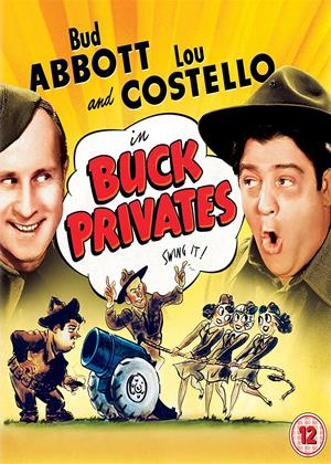 Rent Buck Privates (aka Abbott and Costello in Buck Privates) Online DVD & Blu-ray Rental