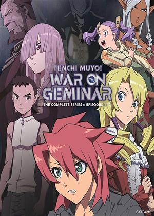 Rent Tenchi Muyo! War on Geminar Online DVD & Blu-ray Rental