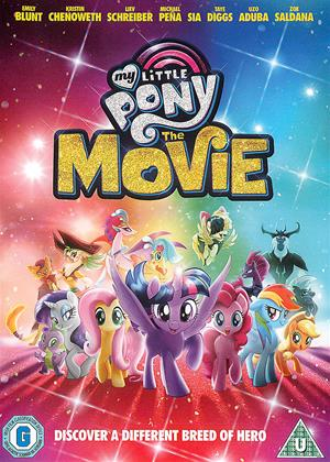 Rent My Little Pony: The Movie (aka My Little Pony) Online DVD Rental