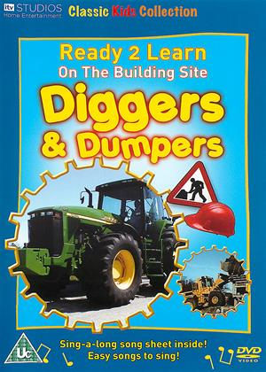 Rent Ready 2 Learn: Diggers and Dumpers Online DVD & Blu-ray Rental