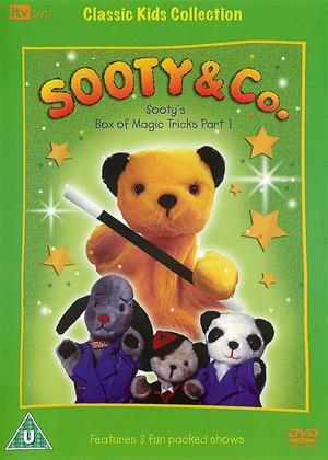 Rent Sooty and Co.: Sooty's Magic Box of Tricks: Part 1 Online DVD & Blu-ray Rental