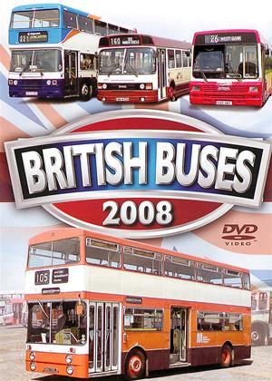 Rent British Buses 2008 Online DVD & Blu-ray Rental
