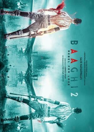 Rent Baaghi 2 Online DVD Rental