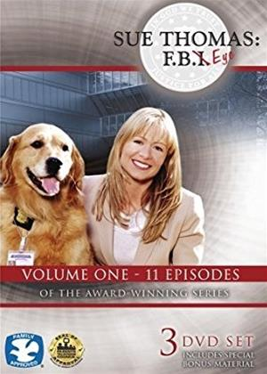 Rent Sue Thomas: F.B.Eye: Series 1 Online DVD Rental