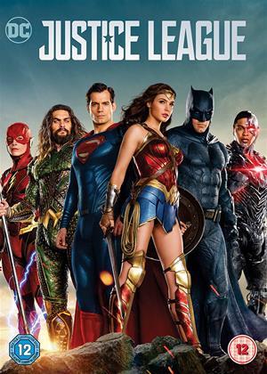 Justice League Online DVD Rental