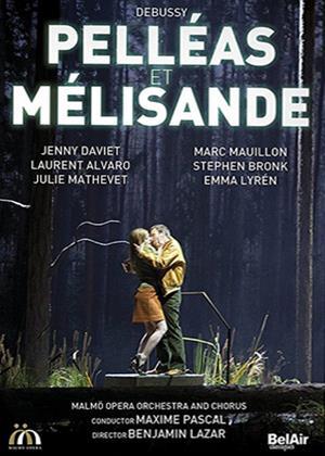 Rent Pelléas Et Melisande: Malmö Opera (Maxime Pascal) Online DVD Rental