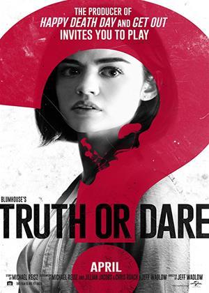 Rent Truth or Dare Online DVD Rental
