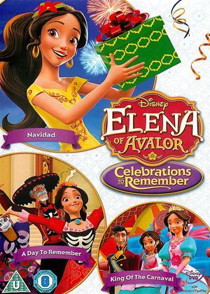 Elena of Avalor: Celebrations to Remember Online DVD Rental