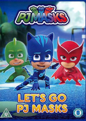 Rent PJ Masks: Let's Go PJ Masks Online DVD Rental