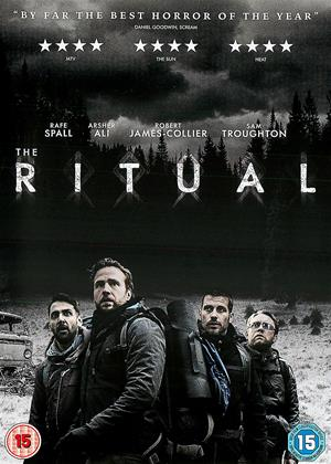 Rent The Ritual Online DVD & Blu-ray Rental