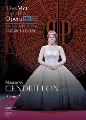 Rent Cendrillon: Metropolitan Opera (Bertrand de Billy) Online DVD Rental
