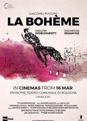 Rent La Bohème: Teatro Comunale Bologna (Michele Mariotti) Online DVD Rental