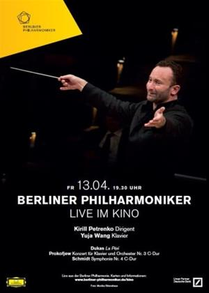 Rent Berliner Philharmoniker: Live 2018: Kirill Petrenko Online DVD Rental