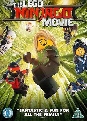 The Lego Ninjago Movie Online DVD Rental