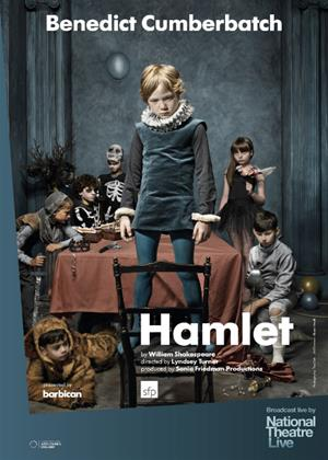 Rent National Theatre Live: Hamlet Online DVD Rental