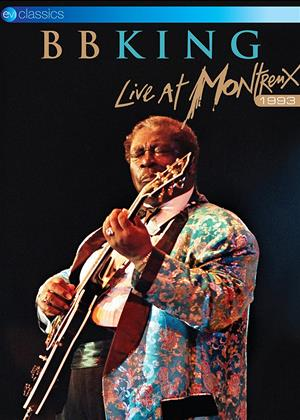 Rent B.B. King: Live at Montreux 1993 Online DVD Rental
