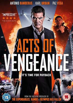 Rent Acts of Vengeance (aka Act of Vengeance) Online DVD Rental