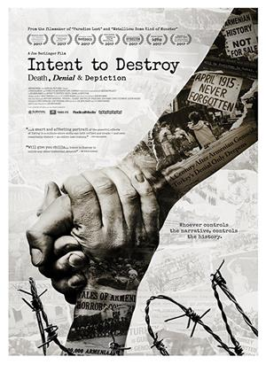 Rent Intent to Destroy (aka Intent to Destroy: Death, Denial and Depiction) Online DVD Rental