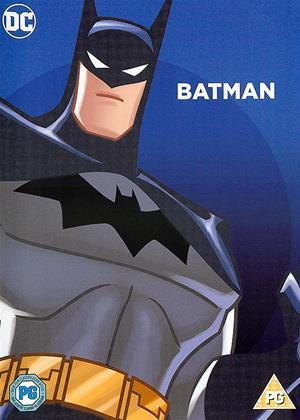 Rent DC Super-Heroes: Batman Online DVD & Blu-ray Rental