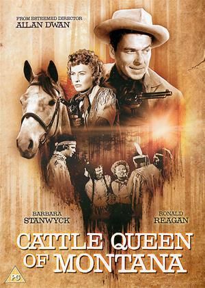 Rent Cattle Queen of Montana Online DVD & Blu-ray Rental