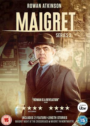 Rent Maigret: Series 2 Online DVD Rental