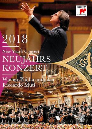 Rent New Year's Concert: 2018: Vienna Philharmonic (Riccardo Muti) (aka Neujahrskonzert 2018) Online DVD & Blu-ray Rental