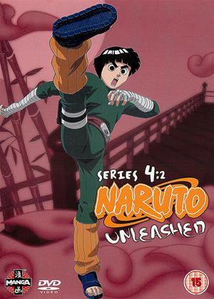 Rent Naruto Unleashed: Series 4: Part 2 Online DVD & Blu-ray Rental