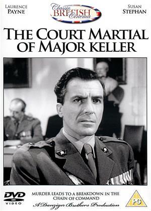 Rent The Court Martial of Major Keller Online DVD & Blu-ray Rental