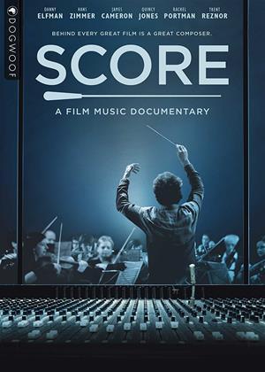 Rent Score: A Film Music Documentary Online DVD Rental