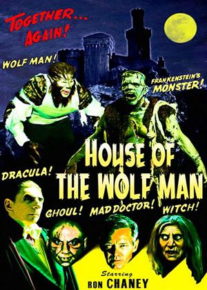 Rent House of the Wolf Man Online DVD Rental