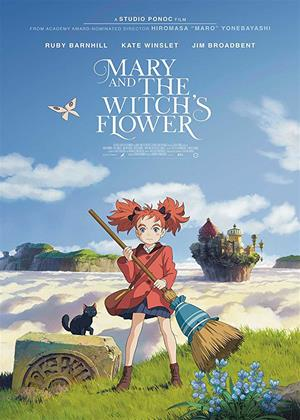 Rent Mary and the Witch's Flower (aka Mary to majo no hana) Online DVD Rental