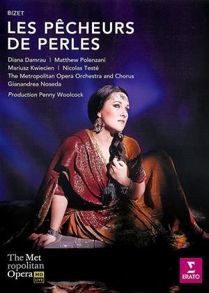 Rent Les Pêcheurs De Perles: Metropolitan Opera (Gianandrea Noseda) (aka Bizet: The Pearl Fishers) Online DVD & Blu-ray Rental