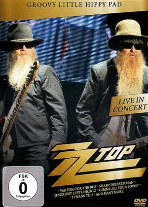 Rent ZZ Top: Groovy Little Hippy Pad Online DVD Rental