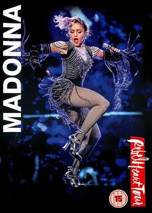 Rent Madonna: Rebel Heart Tour Online DVD Rental