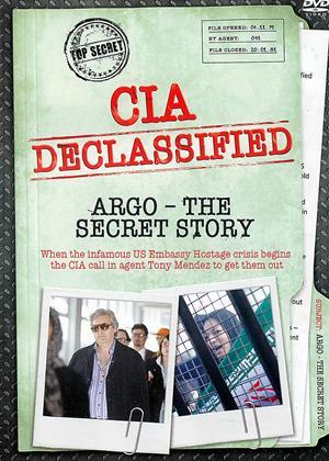 Rent CIA Delassified: Argo: The Secret Story Online DVD & Blu-ray Rental